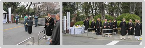 瑞江葬儀所における震災犠牲者の火葬について