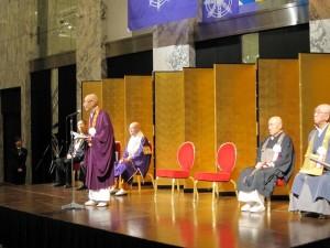 全日本仏教会新年懇親会
