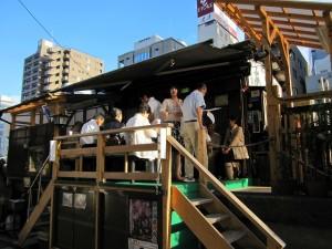 浅草橋駅すぐの「あみ新」さんに集合です