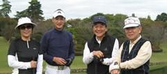 東京教区「親睦ゴルフコンペ」