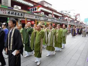 東日本大震災犠牲者追悼百僧法要