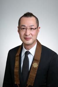 全日本仏教会理事長・齋藤明聖(明順寺住職)